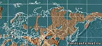 Изменения на карте Европы будут едва и не самыми стремительными и кардинальными. После провала тектонической плиты уйдет под воду весь север материка. На месте Норвегии, Швеции, Финляндии и Дании останется только горстка островов.