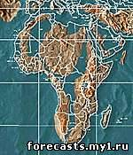 Майкл Гордон Скаллион - Карту африканского континента разделит на три неравные части огромная синяя буква, - Это будет гигантский морской путь, который образуют новые моря.
