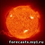 Никакой ужасной вспышки на Солнце не будет. Кора Солнца. Наше солнышко ещё называлось «РА». Оно миллиарды лет исправно светит, проходит свой эволюционный путь развития, и будет светить ещё миллиарды. Ещё оно трисветлое, т.е. светит сразу в трёх пространствах, где есть свои формы жизни. Во Вселенной таких звёзд очень мало.