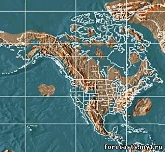 Майкл Гордон Скаллион -Огромные территории Венесуэлы, Колумбии и Бразилии уйдут под воду. Бассейн Амазонки превратится во внутреннее море. Полностью затопит Перу, Боливию, Сальвадор, часть Уругвая и Фолклендские острова. Исчезнут Сан-Паулу и Рио-де-Жанейро. Огромное внутреннее море предъявит свои права на большую часть Центральной Аргентины.